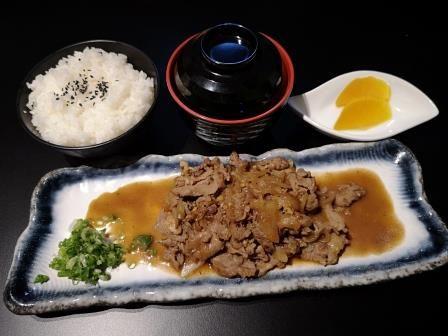Yaniniku Set Lunch