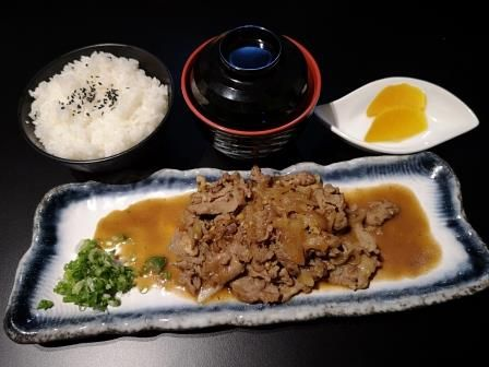 Yaniniku Set Lunch