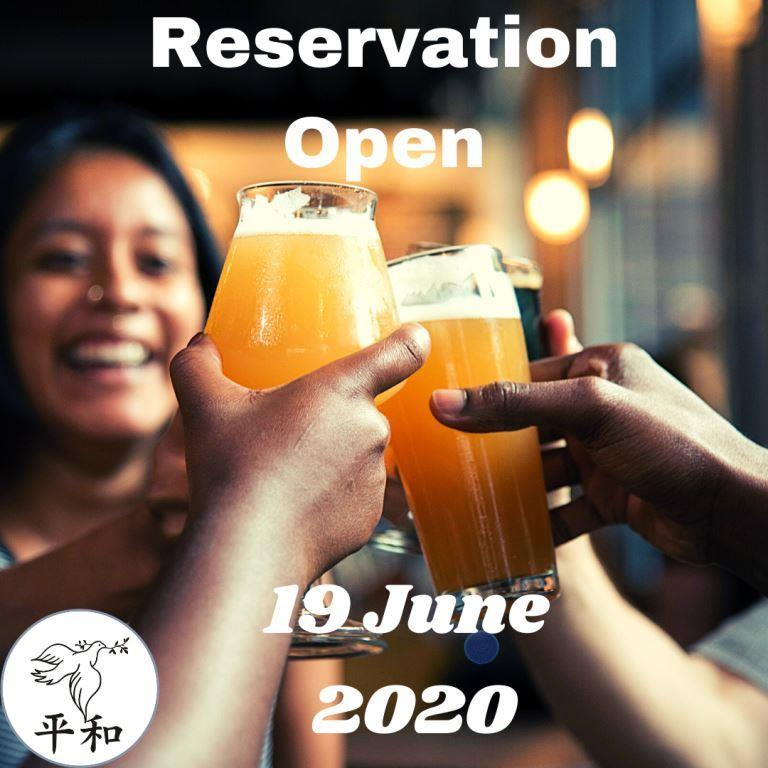 Reservation Open
